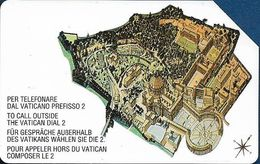 Vatican - Cittá Del Vaticano - 3.000V₤, 1995, 30.000ex, Used - Vaticano