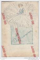 Au Plus Rapide Masevaux Haut Rhin Programme Concert Croix Rouge Février 1933 Décoré Manuellement Art Nouveau - 1939-45