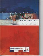 Sport : L'equipe De France De Ski 2001-2002 ( Neuf 108 Pages) - Books, Magazines, Comics