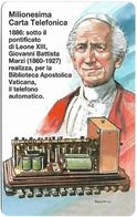 Vatican - Milionesima Carta Vaticana - 3.000V₤, 1998, 24.900ex, Mint - Vatican