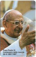 Vatican - Pope Paolo VI - 5.000V₤, 1997, 29.900ex, Mint - Vatican