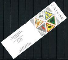 Suecia Nº Carné-1992 Nuevo - Booklets