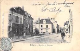 45 - BRIARE :  Quartier Du Casrouge - CPA - Loiret - Briare