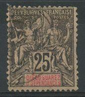 Diégo-Suarez (1892) N 32 (o) - Used Stamps