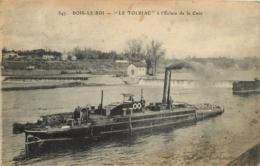 BOIS LE ROI LE TOLBIAC ECLUSE DE LA CAVE - Bois Le Roi