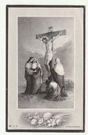 Décès Marguerite Marie HOLTZHEIMER Veuve Guillaume Wirtz Paliseul 1954 - Imágenes Religiosas