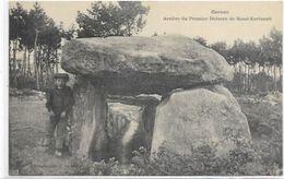 D 56. CARNAC. DOLMEN - Carnac