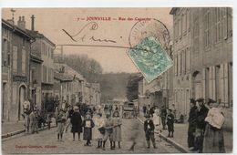 Joinville Haute Marne Rue Des Capucins - Joinville