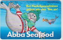 !!!!GERMANY-638 - O 0258 96 - 1.500EX. - Abba Seafood 1 - Robby - O-Series : Séries Client