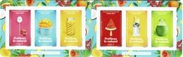 "French Polynesia, ""Prefer Natural"", 2019, MNH VF, Nice Booklet Of 6 - Französisch-Polynesien"