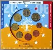 FRX2006.1 - COFFRET BU - EUROS FRANCE - 2006 - Francia