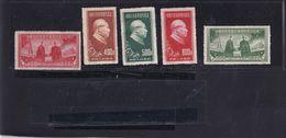 CHINE - Plaquette TP Neuf Sans Gomme  CH 9 - YM - 1949 - ... République Populaire