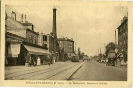 NEUILLY PLAISANCE - LA MALTOURNEE - BOULEVARD GALLIENI  - - Neuilly Plaisance