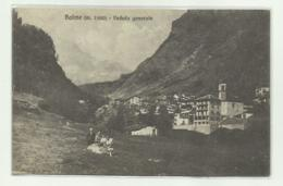 BALME - VEDUTA GENERALE 1927   VIAGGIATA  FP - Italia