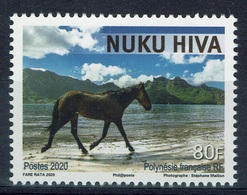 French Polynesia, Nuku Hiva, Marquesas Islands, 2020, MNH VF - Neufs