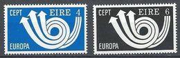 IRLANDA 1973 - EUROPA CEPT - YVERT Nº 291/292** - Nuovi