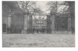 Roeulx . L'entrée Du Château De Mgr Le Prince De Croy . - Belgique