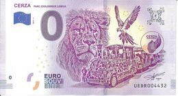 BS-30 - LISIEUX - Parc Zoologique De Cerza (Lion) 2019-3 - EURO