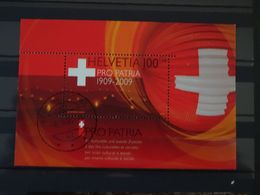 Pro Patria 2009 - Blocks & Sheetlets & Panes