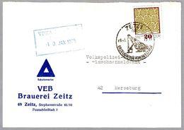 ZEITH Productos De Renombre Mundial - MINAS DE LIGNITO. Zeitz 1975 - Mineralien