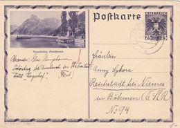 E.P Autriche / Österreich  - Traunkirchen - Öberösterreich - 1930? 36? - Entiers Postaux