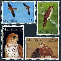 Mauritius 1984 Mi.No. 579 - 582 Birds Mauritius Kestrels 4v MNH** 13,00 € - Mauritius (1968-...)