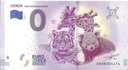 BS-29 - LISIEUX - Parc Zoologique De Cerza (panda Roux) 2019-4 - EURO