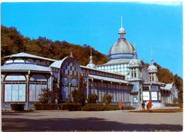#831  Pushkin Gallery Of Spa-City Zheleznovodsk, North Caucasus - RUSSIA - Postcard 1987 - Russia