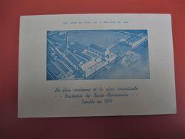 Superbe Cpa /commande_ Vue Prise En Avion De La Beurrerie De VIRE - Vire
