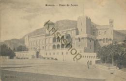 Monaco - Place Du Palais [KO-163 - Unclassified