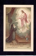 Image Pieuse Religieuse Holly Card Boumard Fils - Devotion Images