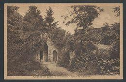 +++ CPA - GENVAL LES EAUX - Pont Rustique - Jardin De La Hêtraie  // - Rixensart