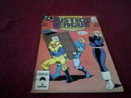 JUSTICE LEAGUE    ° INTERNATIONAL     No 8    /  DEC 87 - DC