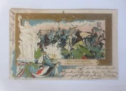 2.Hannov. Dragoner-Regt. Nr.16. Bei Mars La Tour Am 16. August 1870,1903♥(54717) - Other Wars
