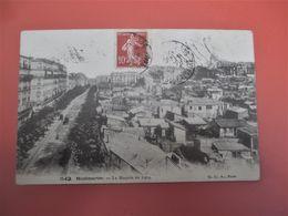 MONTMARTRE_Le Maquis En 1904_voyagé En 1908 - Other