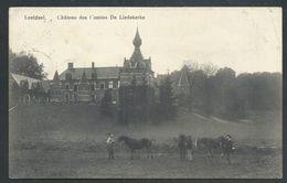 +++ CPA - LEEFDAEL - Bertem - Château Des Comtes De Liedekerke - Cachet Relais  // - Bertem