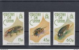 Tristan Da Cunha Michel Cat.No. Mnh/**  534/536 - Tristan Da Cunha