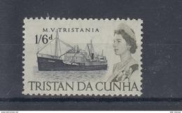 Tristan Da Cunha Michel Cat.No. Mnh/**  82 - Tristan Da Cunha