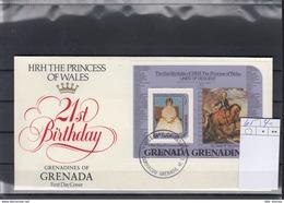 Grenada Grenadinen Michel Cat.No. FDC Sheet 65 - Grenade (1974-...)