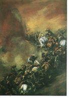 PIOTR MICHALOWSKI - LA CHARGE DE LA BRIGADE POLONAISE A SOMOSIERRA - L'ESPRIT ROMANTIQUE DANS L'ART POLONAIS - CRACOVIE - Paintings