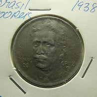 Brazil 400 Reis 1938 - Brésil