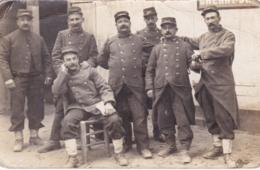 Militaria - Guerre 1914 - Groupe De Militaires - 140 Eme Regiment D Infanterie  - Carte Photo - Reggimenti