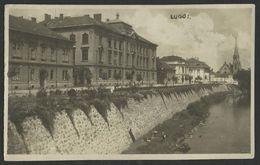 ROMANIA LUGOS LUGOJ 1933 Old Postcard (see Sales Conditions) 02242 - Romania