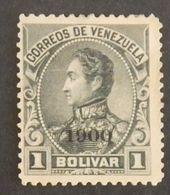 VENEZUELA YT 75A NEUF*   ANNÉE 1900 - Venezuela