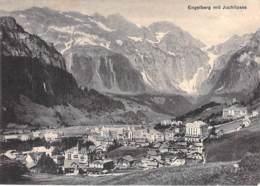 SUISSE Swiss ( OW Obwald ) Engelberg Mit Juchlipass - CPA 1913 - Switzerland Schweiz Zwitsers Suizo - OW Obwald