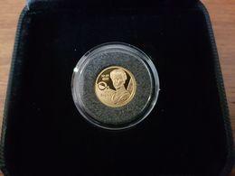12,5 Euro OR/Goud/Gold  (999.9‰) BE - Jane Brigode 2020 - En Box Avec Certificat Numéroté - Bélgica