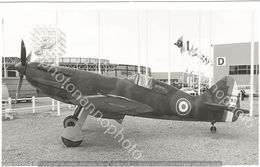 PHOTO AVION  RETIRAGE REPRINT    Dewoitine D 520 Du Musée De L'Air - Aviation