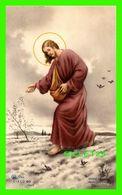 IMAGES RELIGIEUSES - JÉSUS SEMANT LE CHAMP - E.R. Dep CIELO No 40 - - Devotion Images