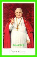 IMAGES RELIGIEUSES - PAPE JEAN XXVIII - DA FOTO DELICI - - Devotion Images