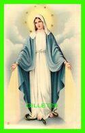 IMAGES RELIGIEUSES - LA VIERGE - NB 01138 - - Devotion Images